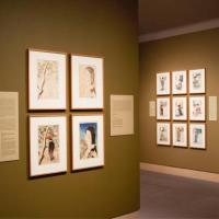 """LUNCHTIME GALLERY TALK """"Women's Fashions and the Material Culture of Shin Hanga"""""""