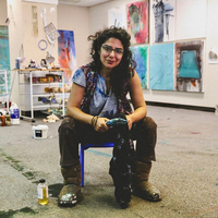 CONVERSATIONS AND CONNECTIONS: An Afternoon with Artist Bahar Behbahani