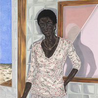 EXHIBITION OPENING EVENTS WITH ARTIST TOYIN OJIH ODUTOLA