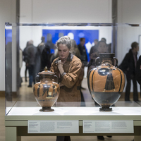 MINDFULNESS IN THE MUSEUM