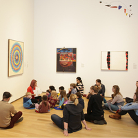 STORYTIME IN THE GALLERIES