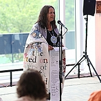 BROKEN TREATY READING PERFORMANCE