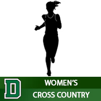 Women's Cross Country at the Rothenberg Invitational