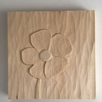 Woodworking Workshop: Chip and Letter Woodcarving