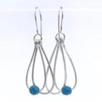 The Donald Claflin Jewelry Studio: Earrings