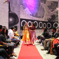 THIRD ANNUAL INDIGENOUS PEOPLE'S DAY FASHION SHOW