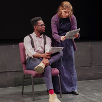 The 2021 Frost One-Acts: a Frost & Dodd Student Play Festival performance