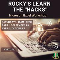 Rockefeller Center's Excel Workshop: Part One